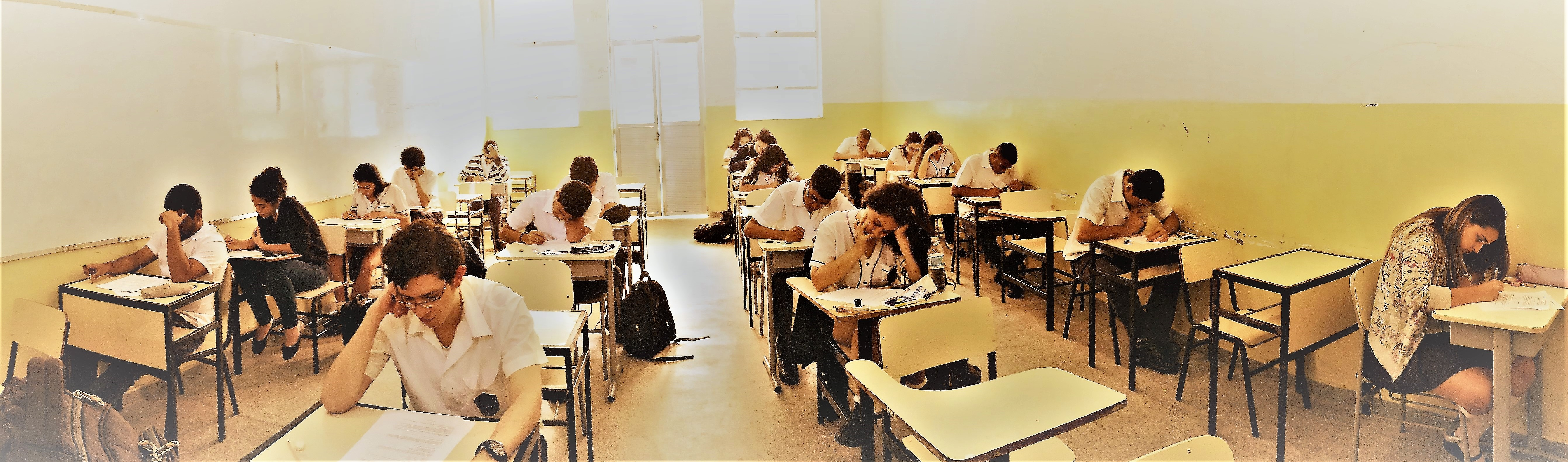 1ª fase OQRJ 2016 - Colégio Pedro II, Realengo II